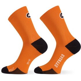 assos XC Calcetines, open orange